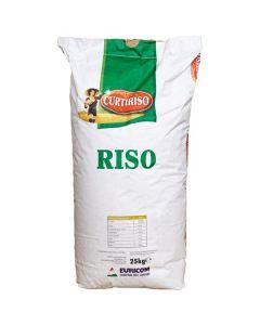 Ris Parboiled 25 kg Curtiriso är det första riset i Europa som har en CO2 = noll-budgetprocess!