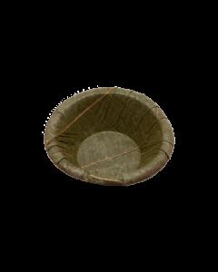 Leafy dip bowl 100% BIODEGRADABLE. ( ENGÅNGS)