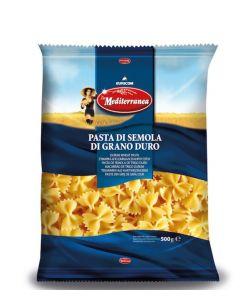 Pasta Farfalle La Mediterranea 2X5kg