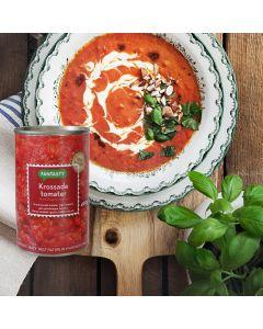 Krossade Tomater 400 gr x 24/kart