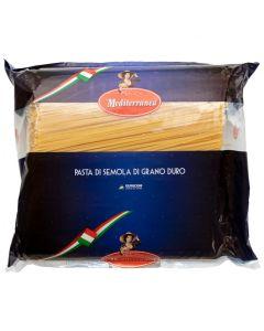 Spaghetti 5kg Mediterranea Superfin pasta kvalitet