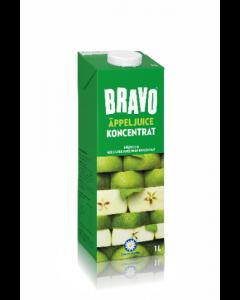 Äppeljuice koncentrat 1 liter : 210 liter