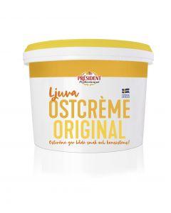 Ljuva Ostcrème Original 3,2 kg