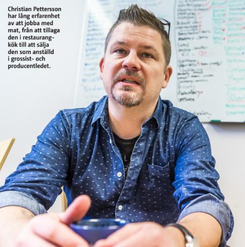 Christian Petterson intervju Bohuslänningen